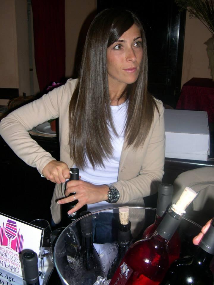 Alessandra Tiberio Vini Abruzzo